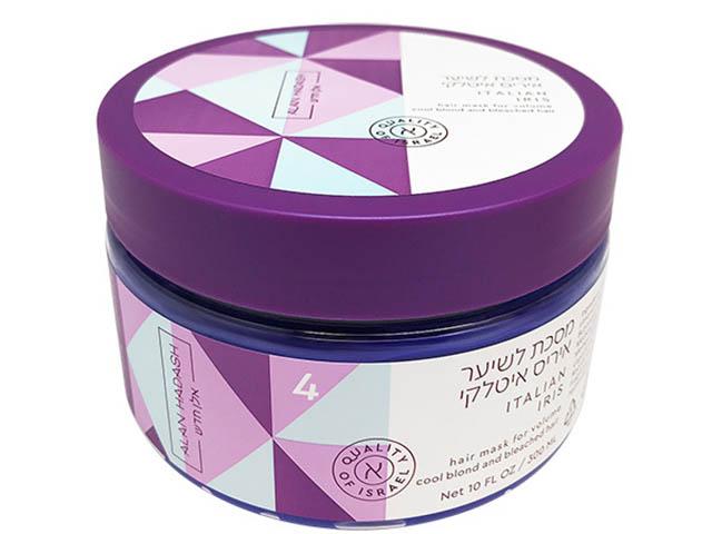 Маска для волос Alan Hadash Italian Iris 300ml 004м0300