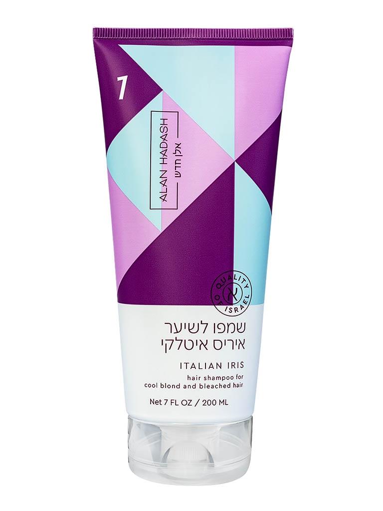 Шампунь для волос Alan Hadash Italian Iris 200ml 004ш0200