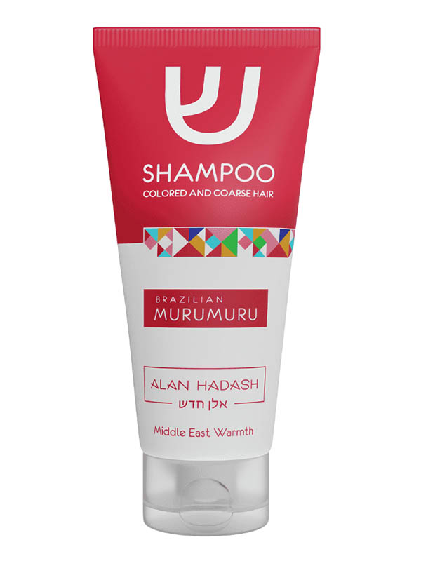 Шампунь для волос Alan Hadash Brazilian Murumuru 200ml 001ш0200