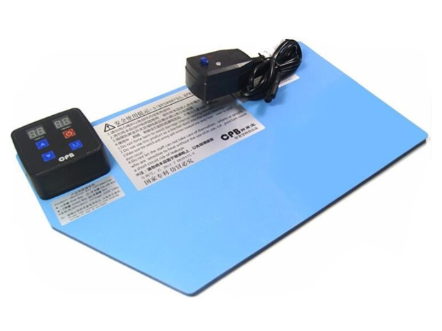 Термоковрик CPB 38x22cm с регулировкой температуры 060133