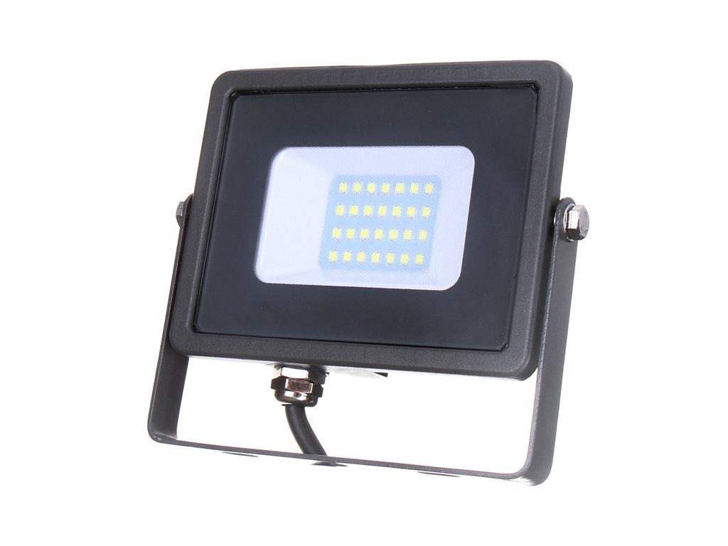 Прожектор Gauss Qplus LED 20W 200-240V 1700Lm IP65 6500K 690511320