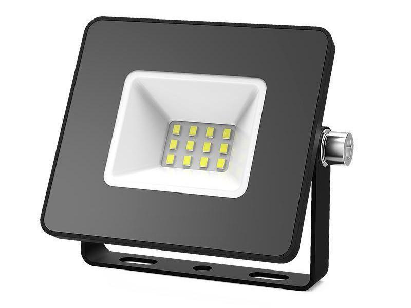 Прожектор Gauss Elementary LED 10W 200-240V 845Lm IP65 4000К 613100210