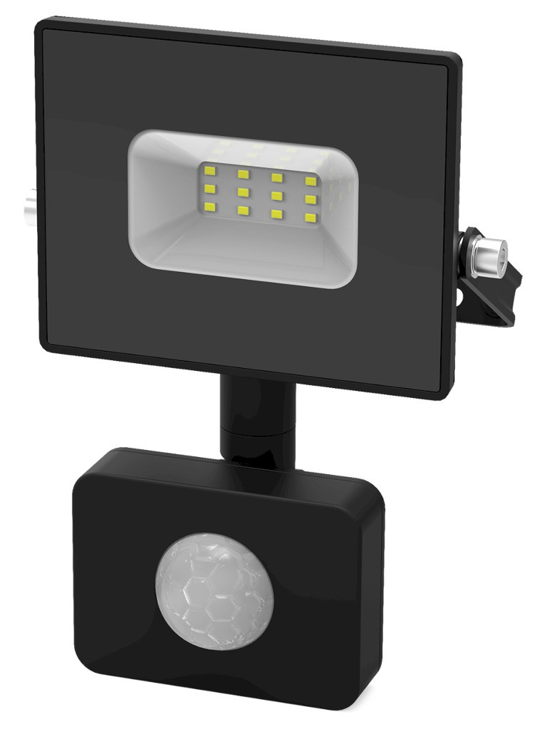 Прожектор Gauss Elementary-S LED 10W 175-265V 850Lm IP65 6500К 628511310