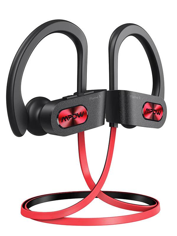 Наушники Mpow Flame Sport S AptX Black-Red MPBH088ER