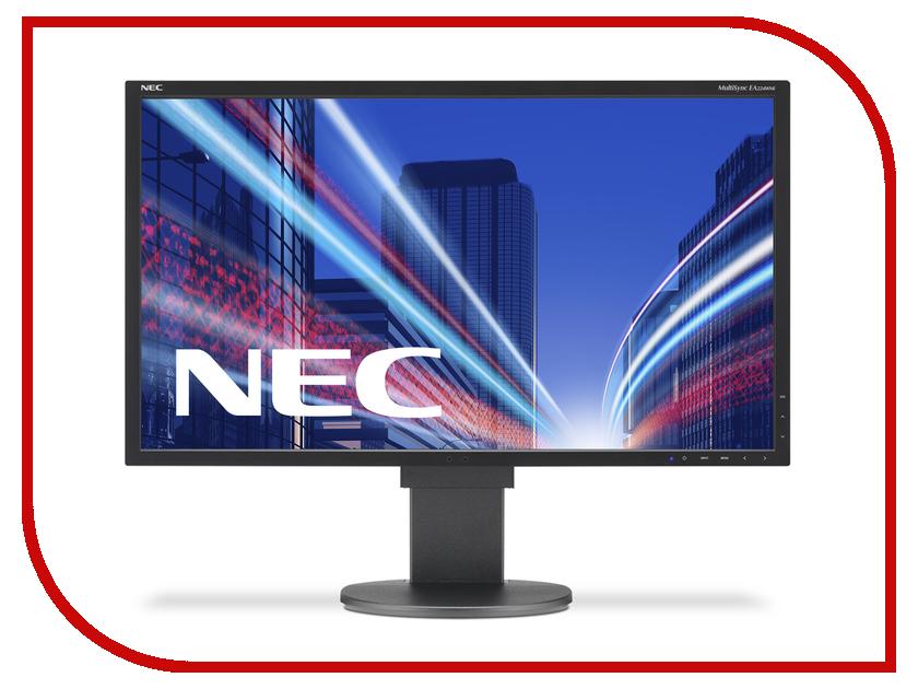 Монитор NEC MultiSync EA224WMi Black multisync