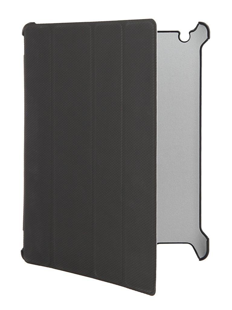 Аксессуар Чехол Jet.A IC 10-28N для iPad 2 / iPad 3 New полиуретан Black