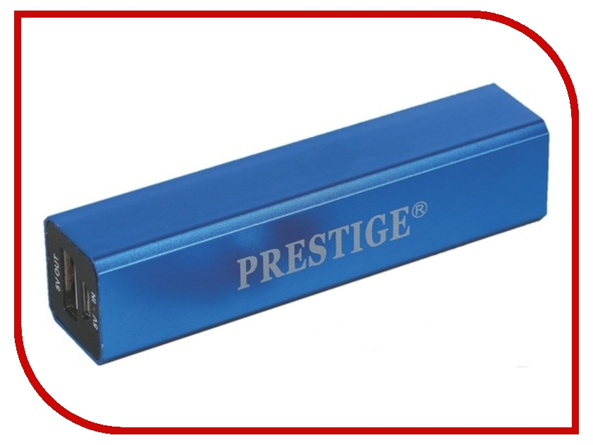 Аккумулятор Prestige Power Bank 2600 mAh EA-260IS