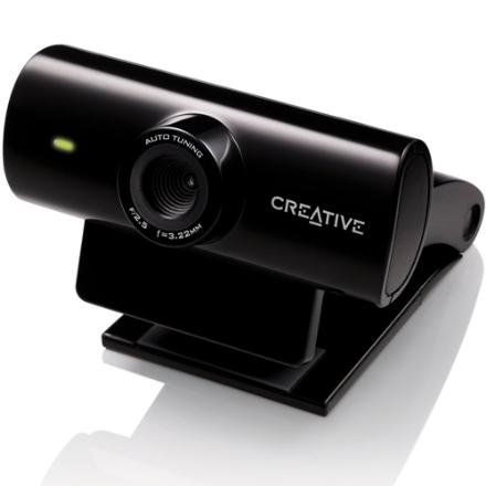 Вебкамера Creative Live! Cam Sync HD Black VF0770 73VF077000001