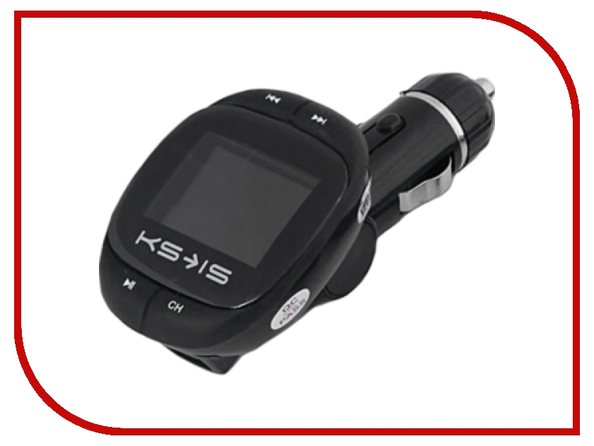 FM-Трансмиттер KS-is Radez KS-160<br>