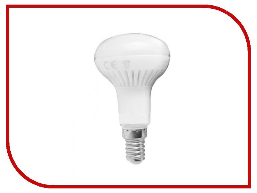 Лампочка Uniel Ceramic LED-R50A-2.8W/CW/E14 200Lm (холодный белый, 4000К)