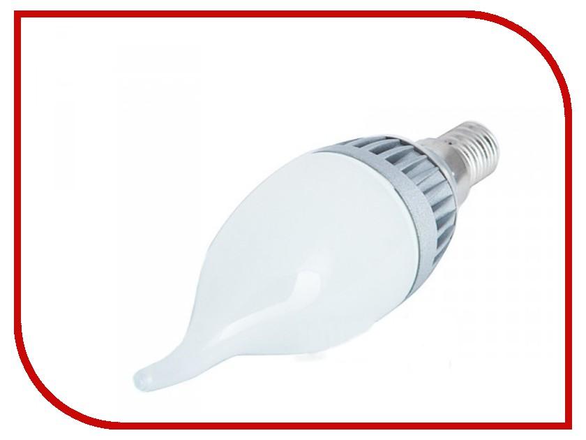 Лампочка Uniel Smile LED-CW37-4W/NW/E14/FR 400Lm (белый, 4500К)<br>