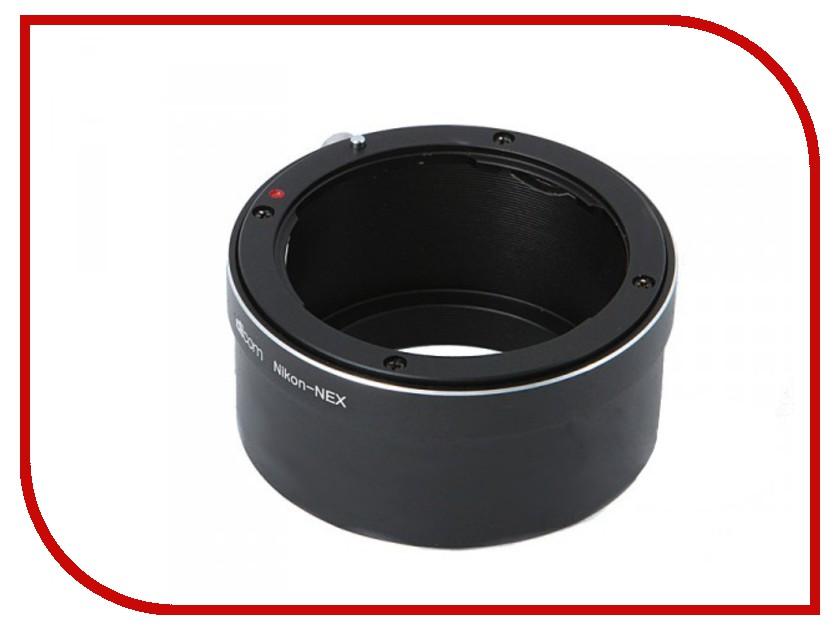 Переходное кольцо Dicom Nikon - NEX