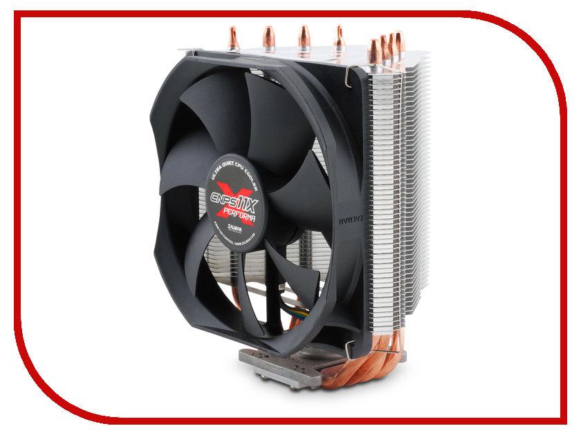 Кулер Zalman CNPS11X Performa/Performa+ (Intel LGA1155/LGA1156/LGA1366/LGA2011/AMD FM2/AM2+/AM2/AM3+/AM3/FM1) цена