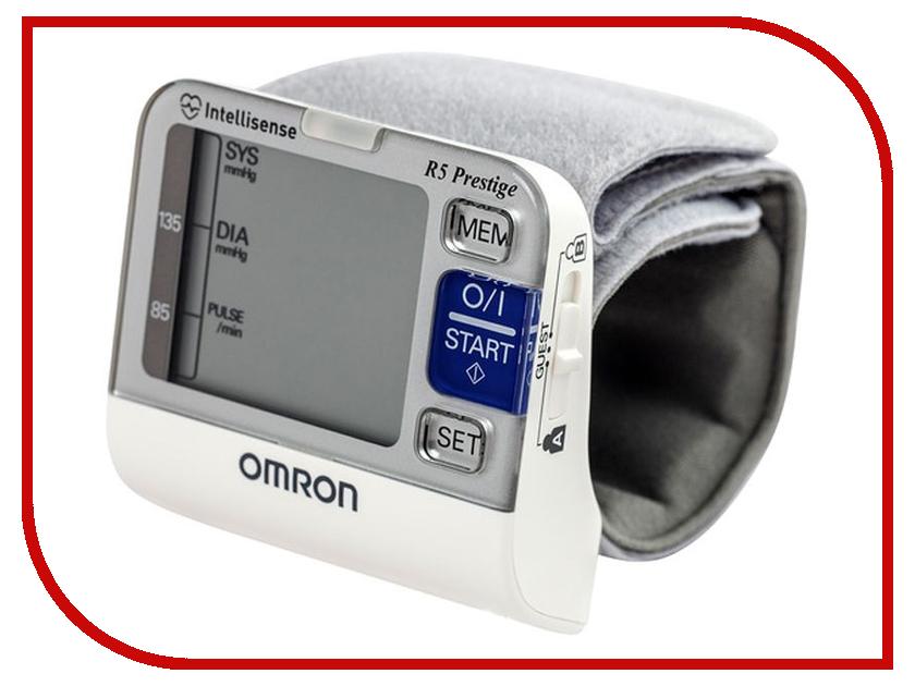 Тонометр Omron R5 Prestige HEM-6052-RU<br>