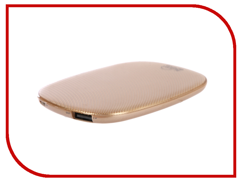 Аккумулятор ALcom Active PB-3000 Gold