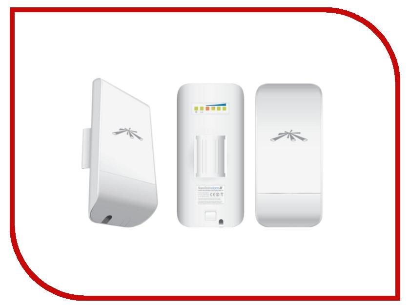 Wi-Fi точки доступа   Точка доступа Ubiquiti NanoStation Loco M5 LOCOM5