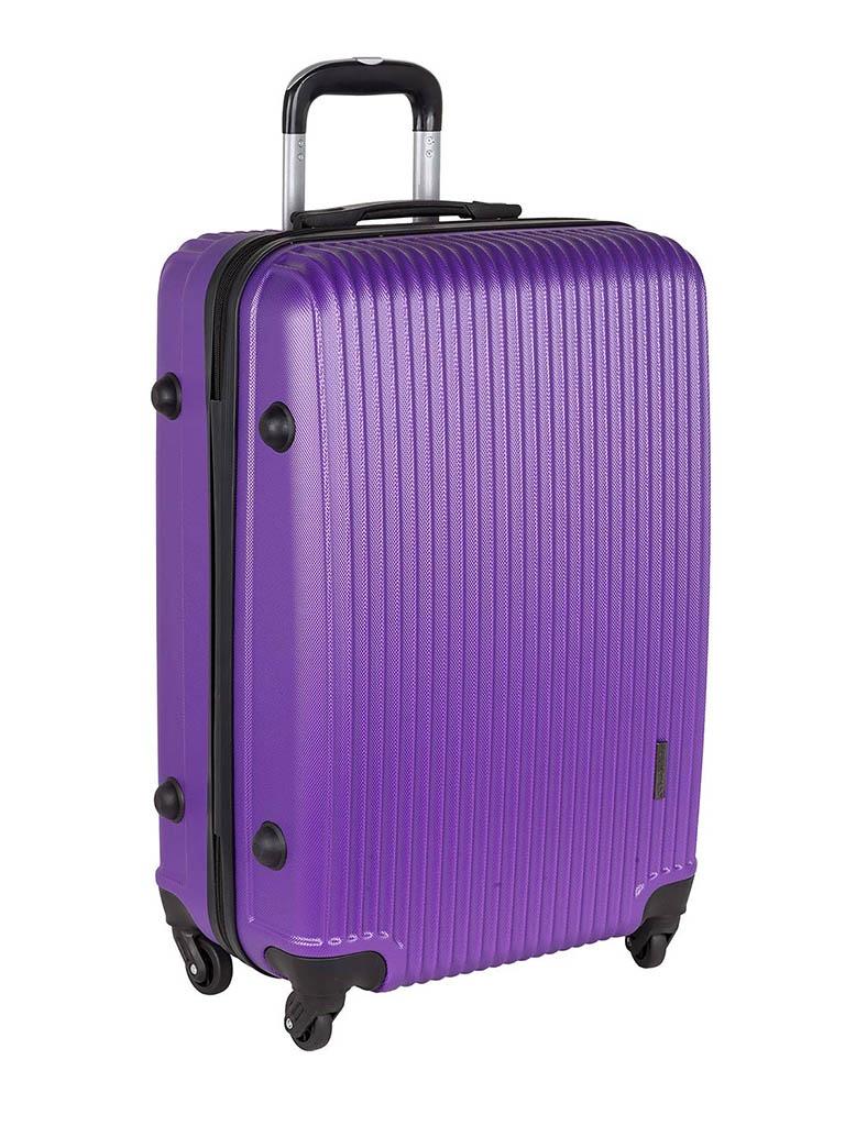 Чемодан Polar РА056 ABS 23-inch Purple