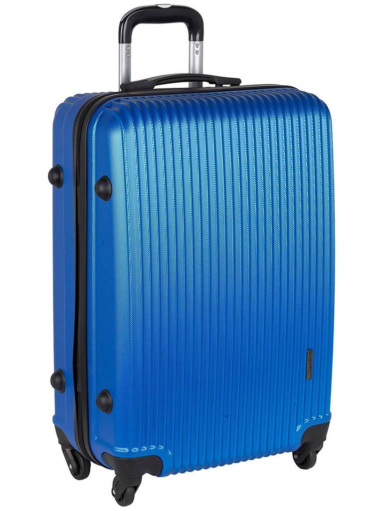 Чемодан Polar РА056 ABS 23-inch Blue