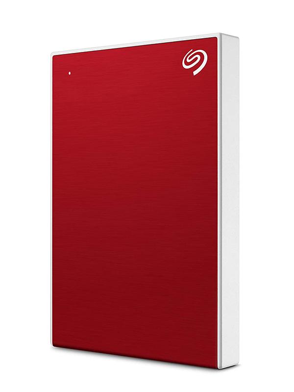 Жесткий диск Seagate One Touch Portable Drive 2Tb Red STKB2000403 Выгодный набор + серт. 200Р!!! жесткий диск seagate expansion portable 2tb stea2000400 выгодный набор серт 200р