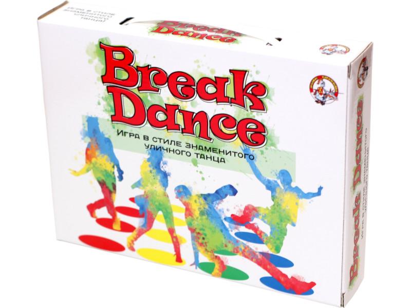 Настольная игра Десятое Королевство Break Dance 04114