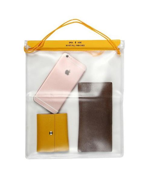 Пакет для документов KingCamp PVC Bag L 25x35cm 3688