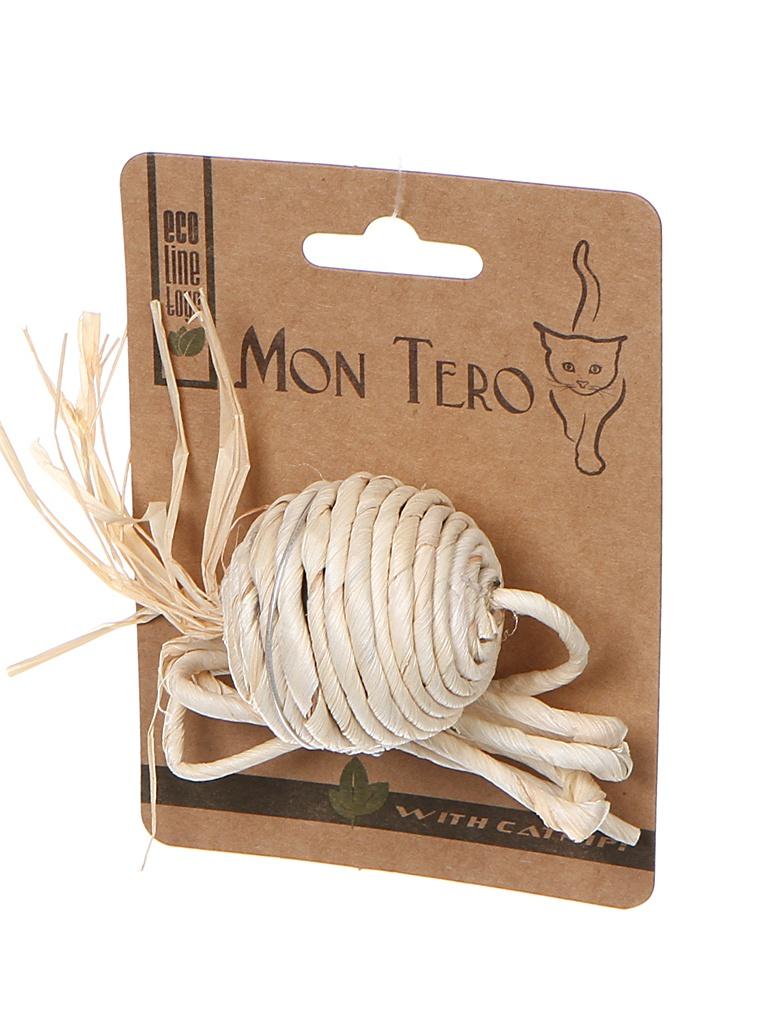 Mon Tero Эко Мячик с хвостиком 60301