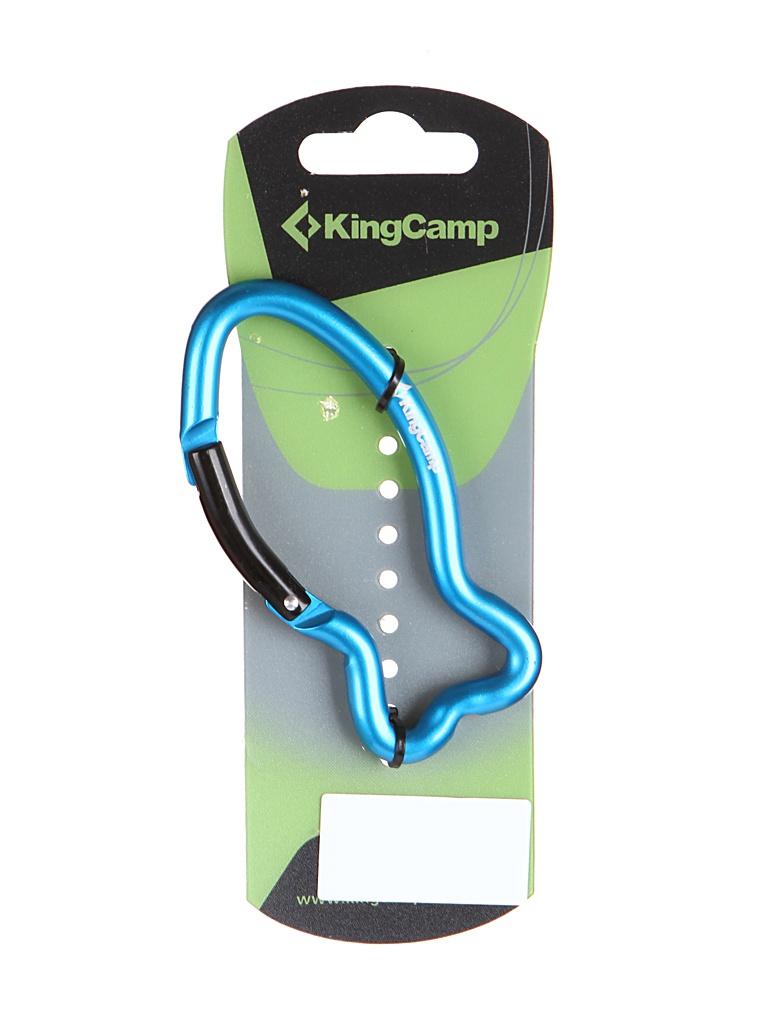 Брелок KingCamp Fish Carabiner 8015