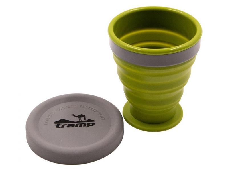 Стакан Tramp TRC-126 200ml Olive