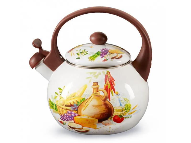Чайник Metalloni Валенсия ЕМ-25101/65 2.5L