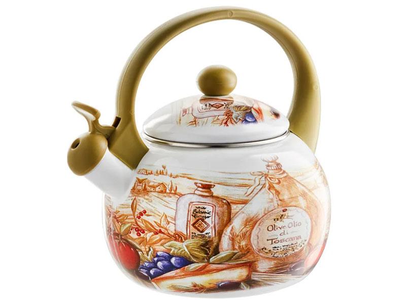 Чайник Metalloni Сицилия ЕМ-25101/41 2.5L