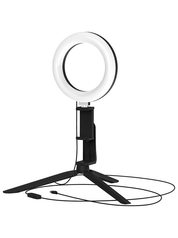 Кольцевая лампа Gauss RL001
