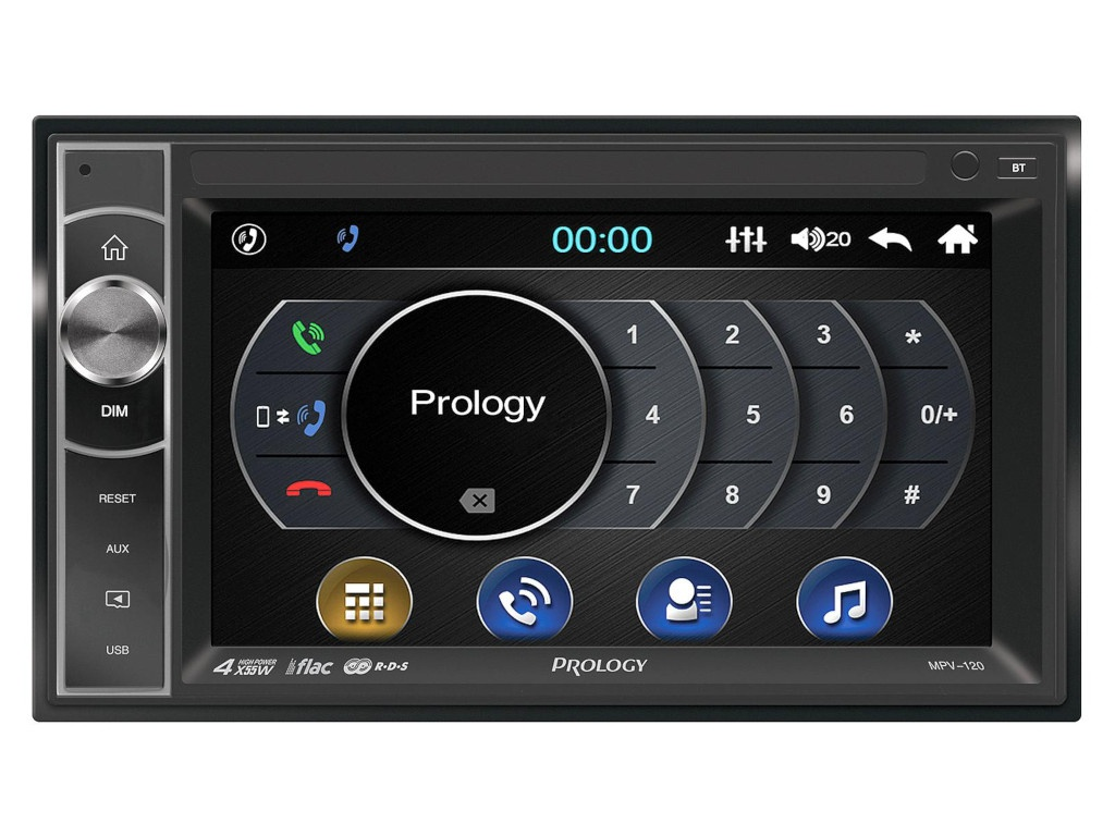 Автомагнитола Prology MPV-120