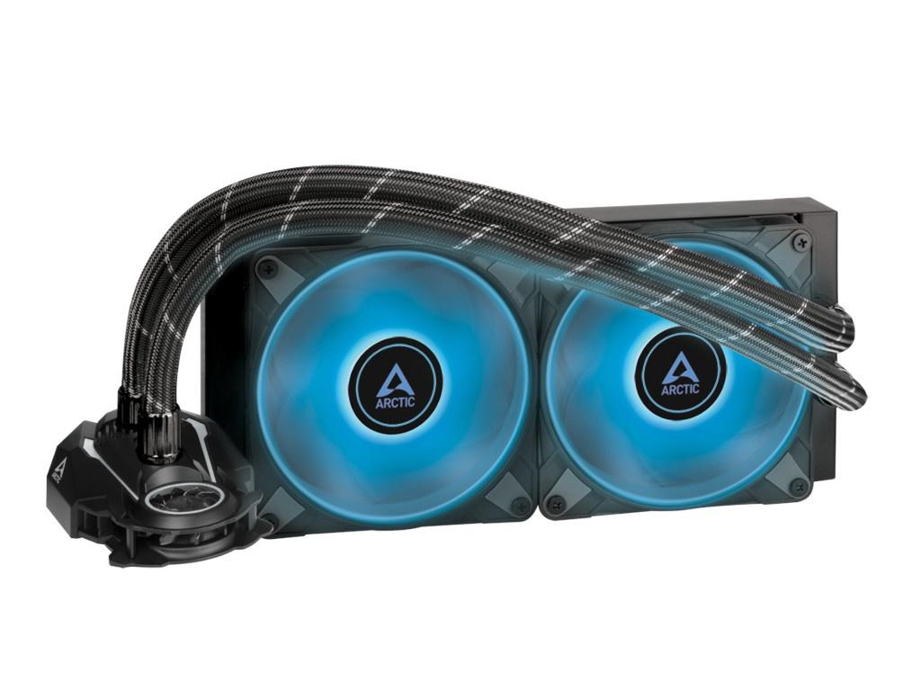 Водяное охлаждение Arctic Liquid Freezer II-240 RGB Black ACFRE00098A