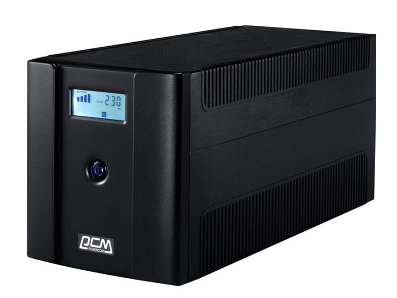 Фото - Источник бесперебойного питания Powercom Raptor RPT-1025AP LCD источник бесперебойного питания powercom rpt 1500ap lcd 1500ва 900вт