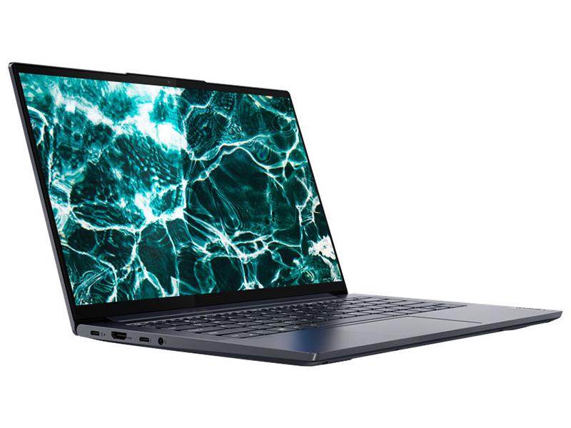 Ноутбук Lenovo Yoga 7 14ITL5 82BH008DRU (Intel Core i5-1135G7 2.4 GHz/16384Mb/256Gb SSD/Intel Iris Xe Graphics/Wi-Fi/Bluetooth/Cam/14.0/1920x1080/Touchscreen/Windows 10 Home 64-bit) ноутбук lenovo yoga slim 7 15iil05 82aa0029ru выгодный набор серт 200р intel core i5 1035g4 1 1 ghz 8192mb 256gb ssd intel iris plus graphics wi fi bluetooth cam 15 6 1920x1080 windows 10 home 64 bit