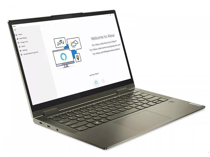 Ноутбук Lenovo Yoga 7 14ITL5 82BH00ABRU (Intel Core i5-1135G7 2.4 GHz/8192Mb/512Gb SSD/Intel Iris Xe Graphics/Wi-Fi/Bluetooth/Cam/14.0/1920x1080/Touchscreen/Windows 10 Home 64-bit) ноутбук lenovo yoga slim 7 15iil05 82aa0029ru выгодный набор серт 200р intel core i5 1035g4 1 1 ghz 8192mb 256gb ssd intel iris plus graphics wi fi bluetooth cam 15 6 1920x1080 windows 10 home 64 bit