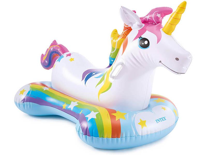 Надувная игрушка Intex Единорог 57552