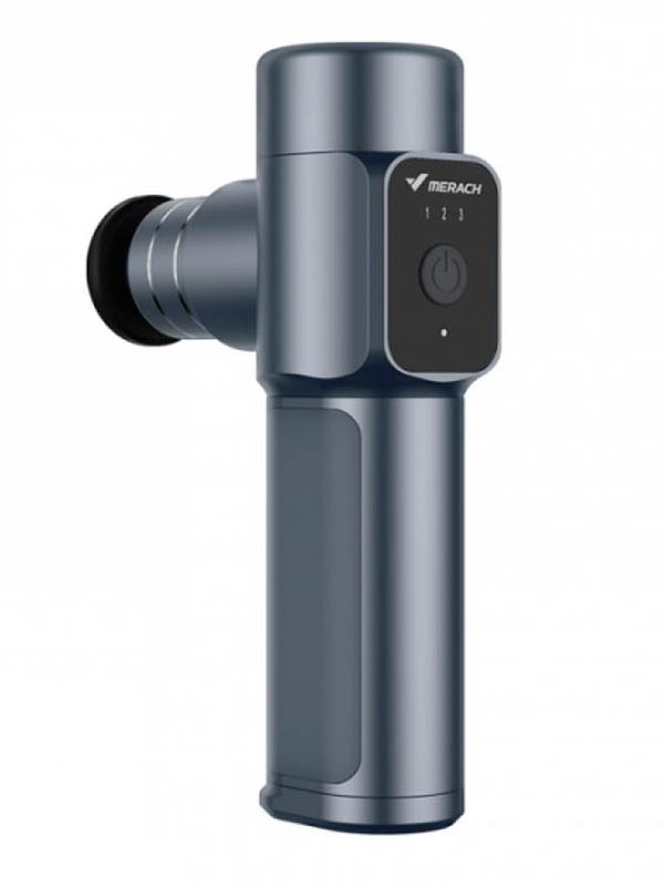 Массажер Xiaomi Merrick Pocket Fascia Gun Nano Grey