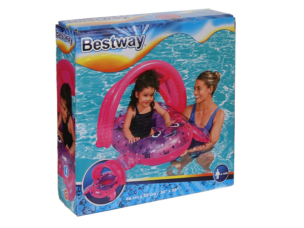 Надувная игрушка BestWay Краб 86x66cm 34125