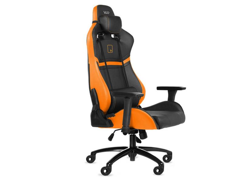 Компьютерное кресло Warp Gr Black-Orange GR-BOR