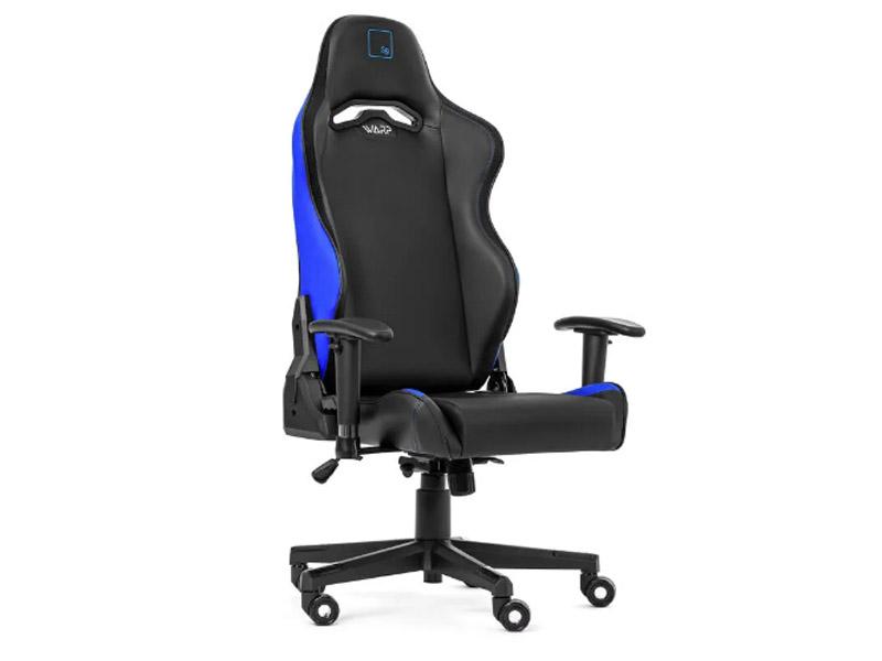 Компьютерное кресло Warp Sg Black-Blue SG-BBL