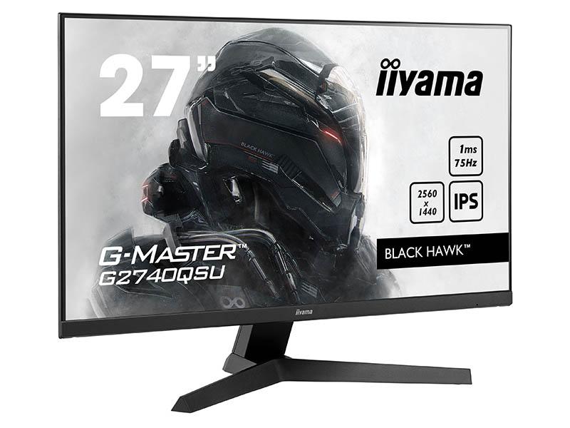 Монитор iiyama G-Master G2740QSU-B1