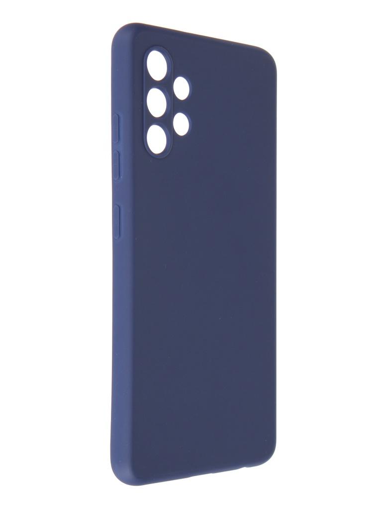 Чехол Pero для Samsung Galaxy A32 Soft Touch Blue CC1C-0047-BL