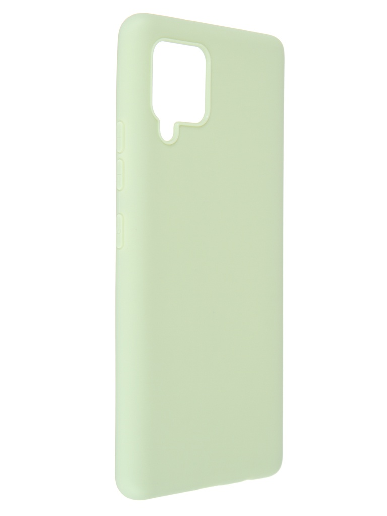Чехол Pero для Samsung Galaxy A42 Soft Touch Mint CC1C-0042-GN