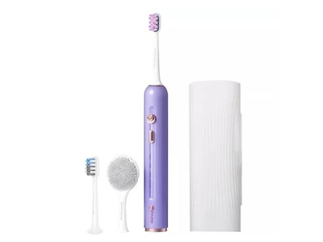 Зубная электрощетка Xiaomi Dr.Bei E5 Purple