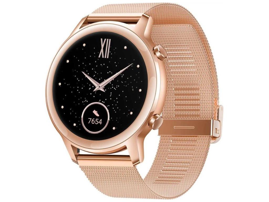 Умные часы Honor Magic Watch 2 42mm Hebe-B39T Sakura Gold 55026772-001