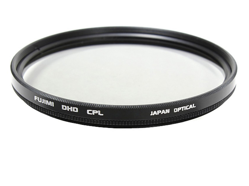 Светофильтр Fujimi DHD CPL 46mm