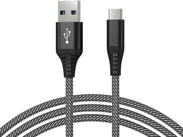 Фото - Аксессуар Maverick Textile & Metall C2 USB - USB Type-C 1.2m Black-White ПSELAEP1758 наушники maverick i7 white
