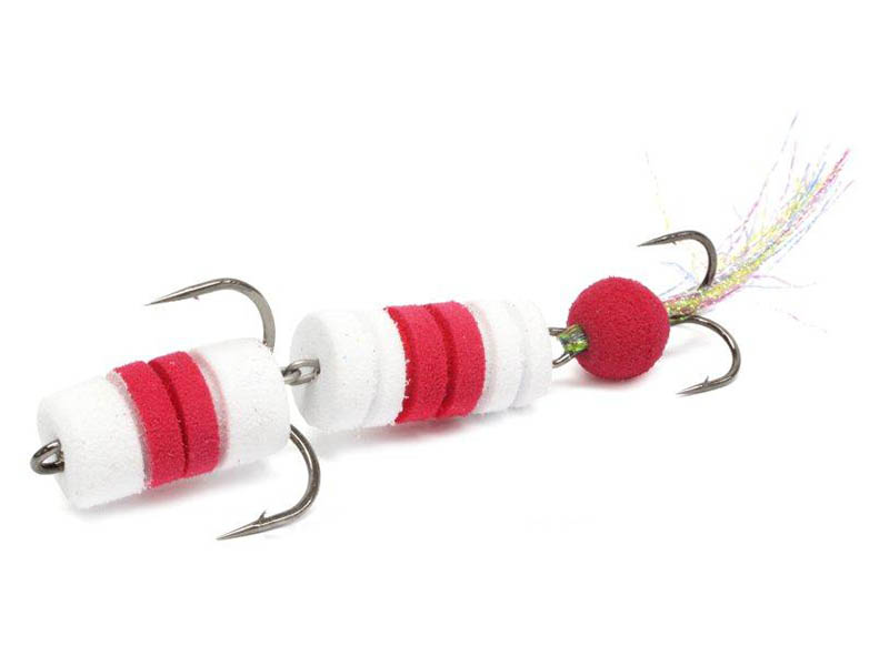 Приманка Lex Premium Creative 70 White-Red-White 248325