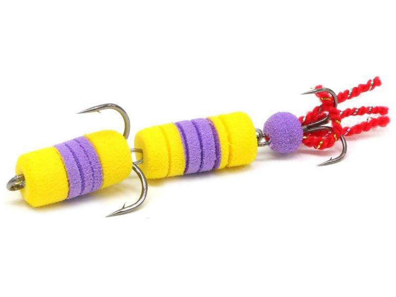 Приманка Lex Premium Creative 70 Yellow-Violet-Yellow 232841